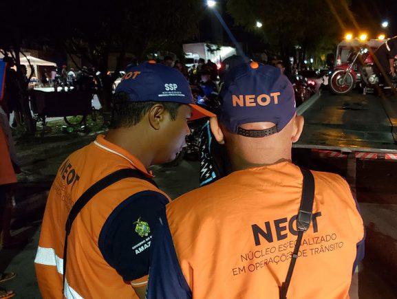 Detran e PM flagram 34 motoristas dirigindo sob efeito de álcool no final de semana