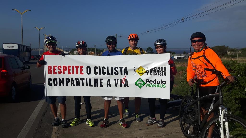 Campanha Respeite o Ciclista