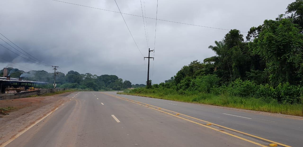 Seinfra institui parceria com o Detran-AM para sinalizar rodovias estaduais