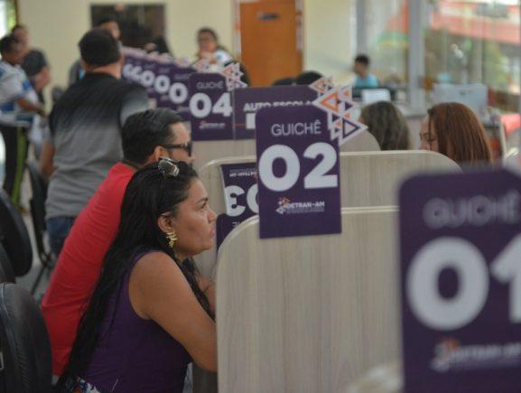 Programa 'Muda Manaus' leva mutirão de atendimentos do Detran-AM à zona norte no sábado (7/12)