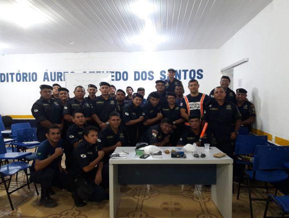 Detran-AM realiza curso de formação de agentes de trânsito em Rio Preto da Eva