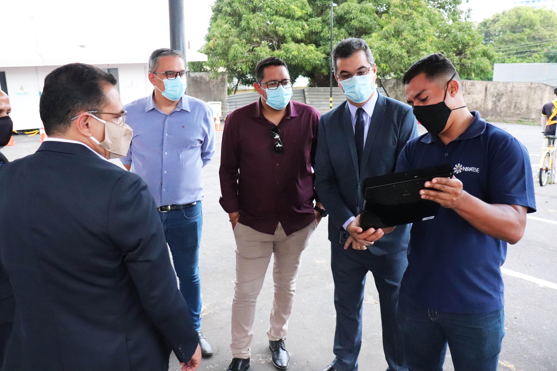Pioneirismo do Detran-AM com telemetria desperta interesse em outros órgãos de trânsito do País