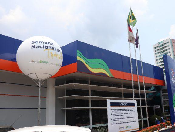 Detran-AM lança a Semana Nacional de Trânsito 2020
