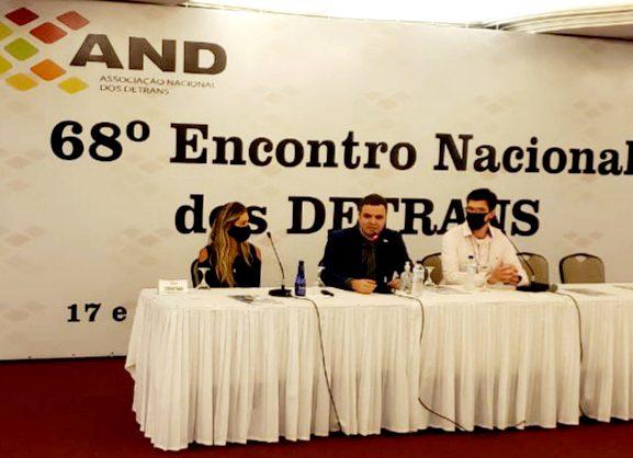 Amazonas participa de Encontro Nacional dos  Detrans
