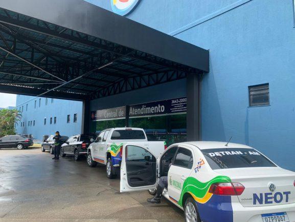 Número de casos de condutores alcoolizados diminui no segundo turno em Manaus
