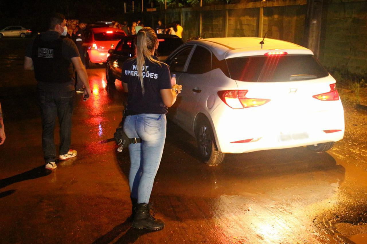 Detran-AM realiza operações de fiscalização e flagra 58 motoristas alcoolizados no fim de semana