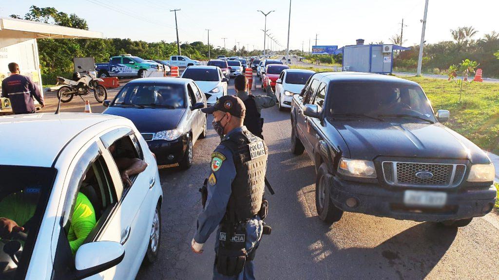 Detran-AM autua 173 condutores no feriadão