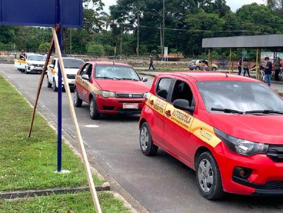 Detran Amazonas realizará o terceiro mutirão de exames práticos de direção